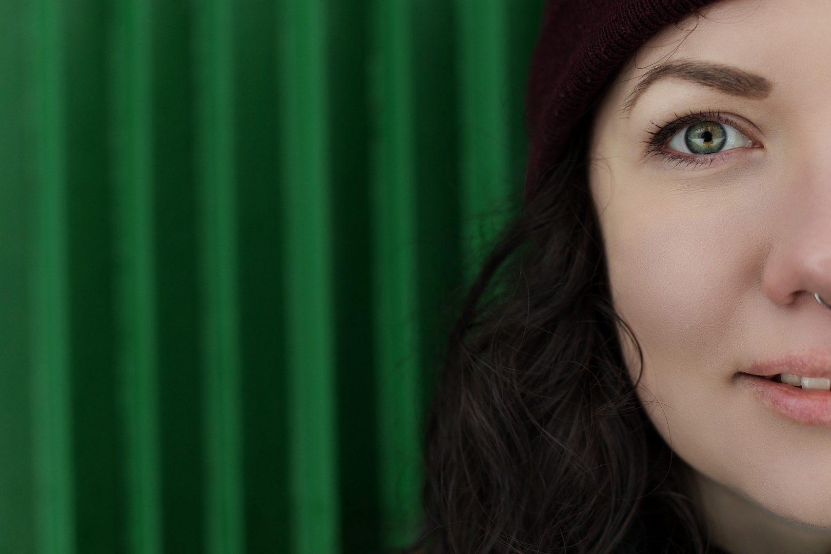 Olhos verdes: saúde ocular e curiosidades
