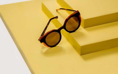 Óculos grandes: diferentes modelos e estilos